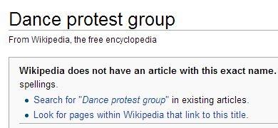 Dance prote