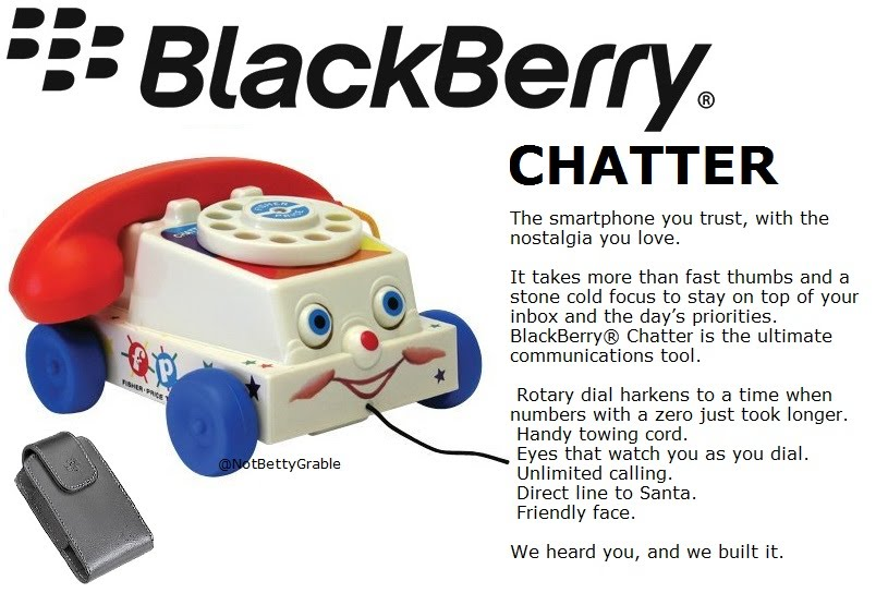 Blackberry Chatter